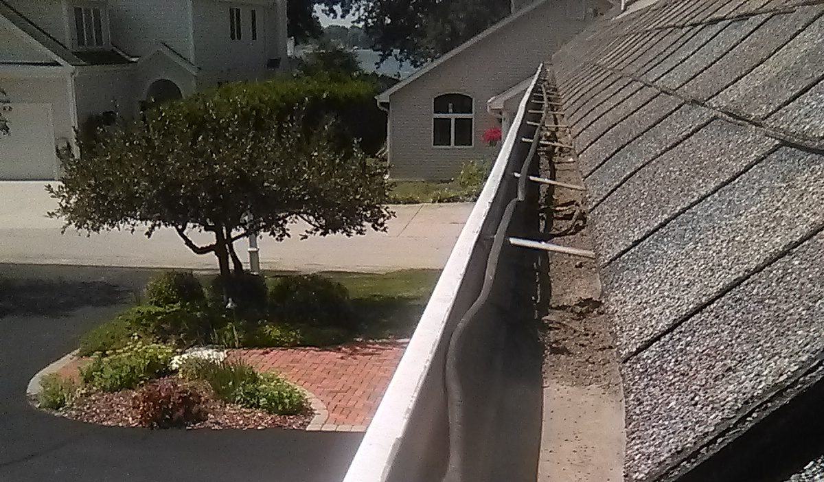How To Own Gutter Cleaner For Free Clean Pro Gutter